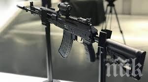 """ХИТ: """"Калашников"""" разработва нова картечница"""