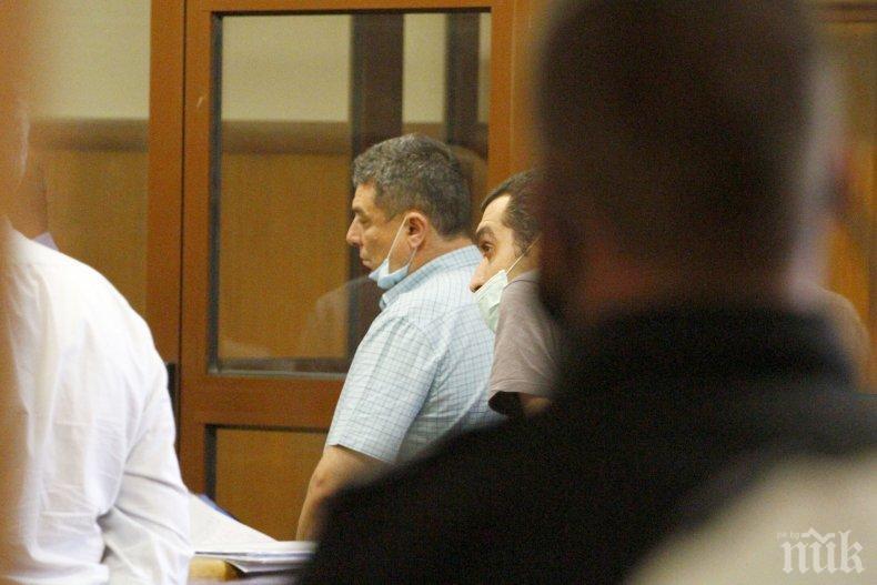 ПЪРВО В ПИК TV: Апелативният спецсъд остави в ареста антимафотите от ГДБОП (ВИДЕО/ОБНОВЕНА)