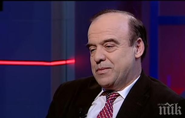 Почина известният уфолог Стамен Стаменов