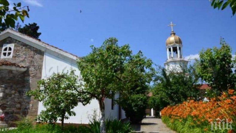 Ново чудо в Чинтуловския манастир