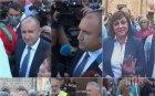 ЛЕКАРИ В УЖАС: Бум на коронавируса след уличната акция на Румен Радев - София пламва с над 300 случая на ден!