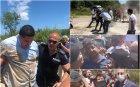 Дясната ръка на Христо Иванов удари полицай - арестуваха го! Асен Генов и Николай Стайков в агитката на провокаторите - търсят етнически сблъсъци