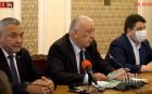 ИЗВЪНРЕДНО В ПИК TV: ГЕРБ и Обединени патриоти разясняват поправките в закона за НСО