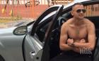 ПОРЕДНА ИЗЦЕПКА! Арестуваха внука на Цар Киро пиян с мощната си кола