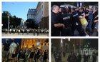 ИЗВЪНРЕДНО В ПИК! СДВР с горещи разкрития за снощните вандалства в София - гледайте НА ЖИВО!