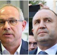 антон тодоров изгоним руските мекерета президентството