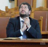 Другарите на Христо Иванов се покланят за втори път пред Румен Радев довечера