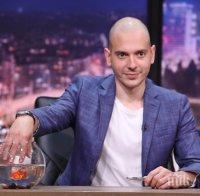 ПОНЕ В ТОВА Е ПРЪВ: Николаос Цитиридис поведе в допитване за най-секси плешивко