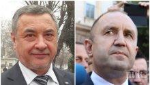Валери Симеонов разби опитите за преврат на Румен Радев пред ПИК и разкри ще бъде ли отстранен