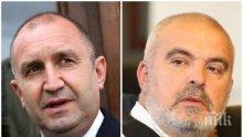 САМО В ПИК: Маноил Манев срази Радев след призивите му за преврат: В Наказателния кодекс и в Конституцията има текстове, които казват, че това е недопустимо!