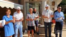 """ИЗВЪНРЕДНО: Ахмед Доган с първи думи след екшъните на парк """"Росенец"""" (ВИДЕО)"""