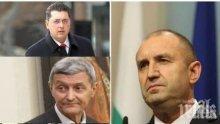 ИЗВЪНРЕДНО В ПИК TV! Повдигнаха обвинение на президентския секретар Пламен Узунов, Бобоков е обвинен като подбудител, съветникът Милушев е във военна прокуратура (СНИМКА)