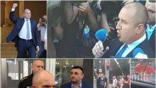 ИЗВЪНРЕДНО В ПИК! Главсекът на МВР с шокиращо разкритие за мутренските метежи под юмрука на Радев: Заливаха полицаите със спирт и спрейове - ако има една запалка, какво ще стане? 18 са арестувани (ВИДЕО/ОБНОВЕНА)