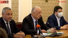 ИЗВЪНРЕДНО В ПИК TV: ГЕРБ и Обединени патриоти разясниха поправките в закона за НСО - изпращат го на службата за съгласуване