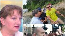 """Министър Сачева: """"Демократична България"""" и ДПС организираха акцията в """"Росенец"""". Правителството на Борисов ще изкара пълния си мандат, не се страхуваме от служебен кабинет на Румен Радев"""
