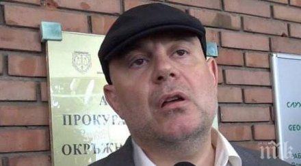 13 в ареста след полицейската операция наблюдавана от Гешев