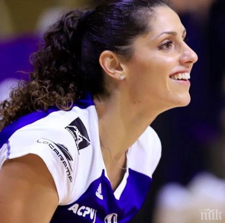 Ева Янева остава в Льо Кане и за следващия сезон