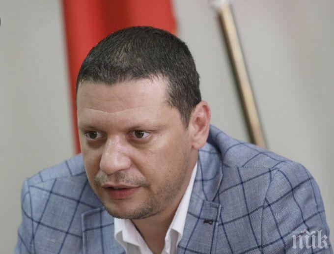 "Илиан Тодоров: Търсим помощ на доброволци за ГКПП ""Калотина"""