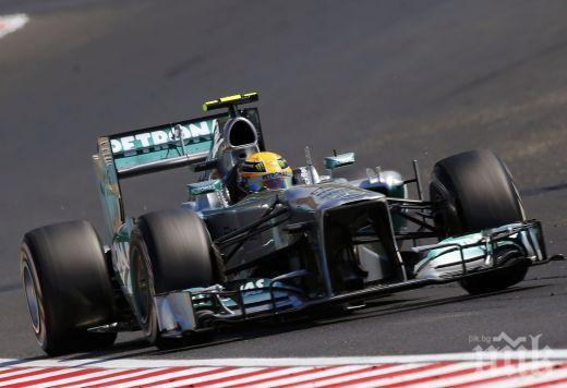 Отлагат Гран при на Унгария?