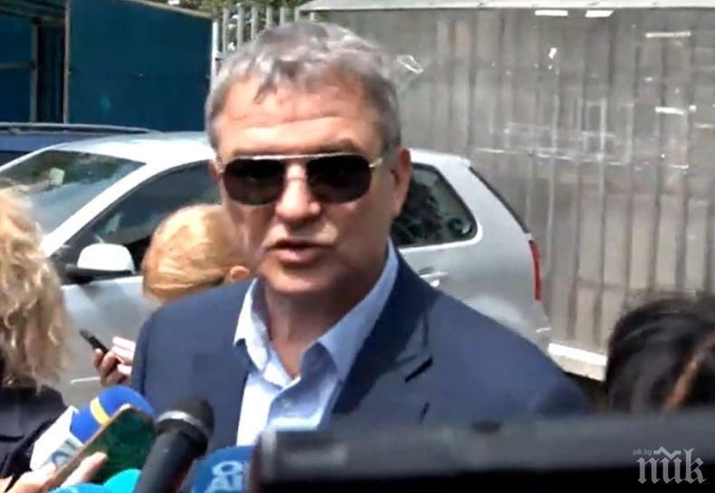 ОТ ПОСЛЕДНИТЕ МИНУТИ: Пламен Бобоков оспорва новата си гаранция от 1 млн. лева