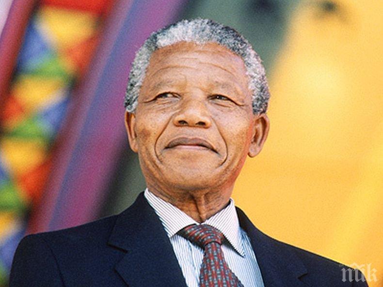 Почина една от дъщерите на Нелсън Мандела, детайлите около смъртта й - неясни