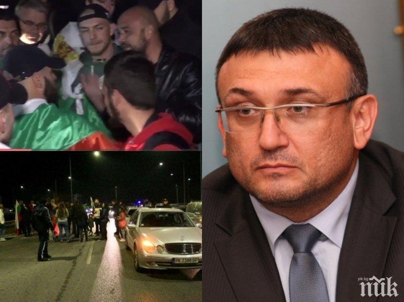 Удрят Младен Маринов, най-успешния шеф на МВР през прехода
