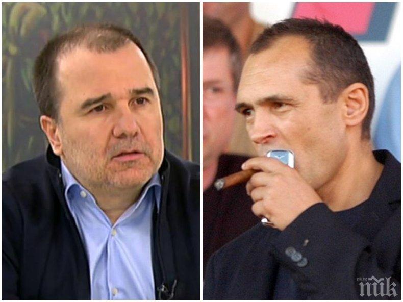 Цветомир Найденов срази Божков и метежниците му: Ако го докарат с белезници, протестите ще спрат като с магическа пръчка