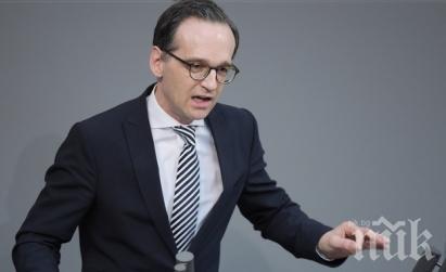 Външният министър на Германия: Сребреница никога не трябва да се повтаря