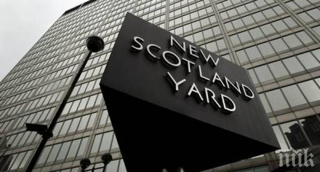 Обвиниха служител на Скотланд ярд в тероризъм