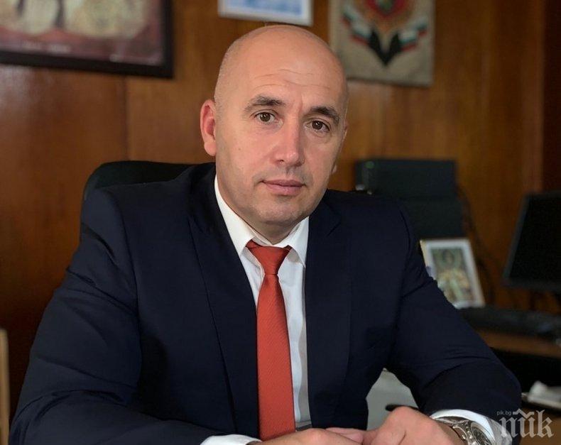 ЕКСКЛУЗИВНО В ПИК! Шефът на бургаската полиция подаде оставка