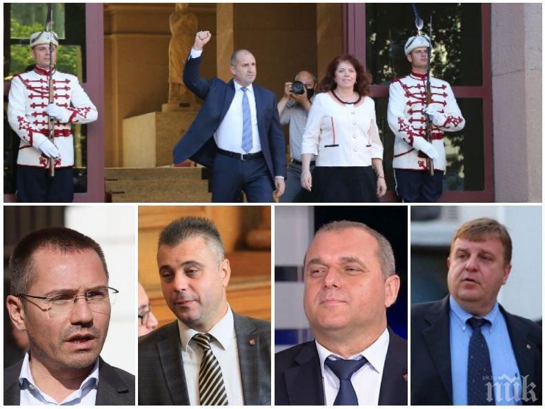 ВМРО бягат по тъча за опитите за преврат на Радев