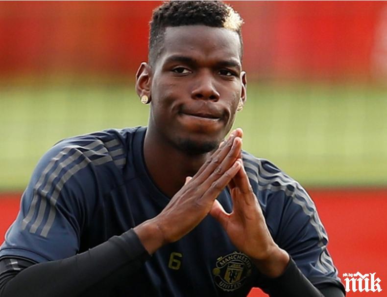 Асът на Ман Юнайтед Пол Погба: Много съм доволен, че...