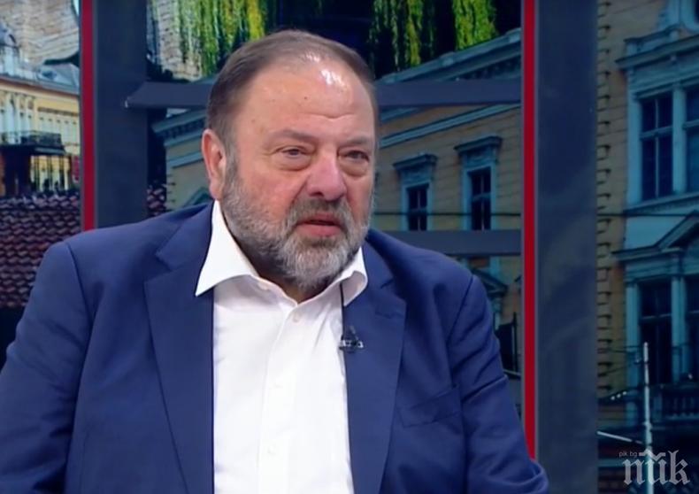Д-р Николай Шарков: Зъболекарите също са на първа линия