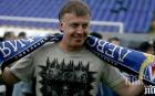 """ФУТБОЛНО ТОРНАДО: Собственикът на Левски обявява спасителен """"син"""" план..."""