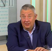 Синият Илия Лазаров: Победителят на тези избори е коалицията ни с ГЕРБ, СДС имаме 34 000 преференции. Борисов трябва да оглави предложения кабинет
