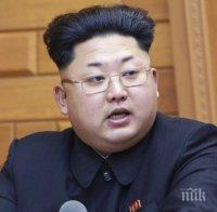 Ким Чен-ун призна: Северна Корея е пред бедствие