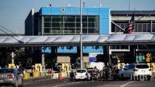 Американските власти планират да оставят границите с Канада и Мексико затворени до края на август