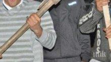 БРУТАЛНО ЦИГАНСКО ИЗДЕВАТЕЛСТВО: Роми нападнаха полицаи – пострада и служебното куче на служителите на реда