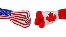 Границата на САЩ с Канада остава затворена до средата на август