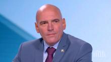 МВР потвърди официално: Явор Колев е подал заявление за напускане по собствено желание