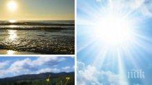 СЛЪНЧЕВ ДЕН: След хладно утро, вятърът отслабва, облаците се разсейват. Валежи са малко вероятни (КАРТИ)