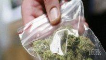 Хванаха надрусан шофьор, откриха и много дрога в дома му
