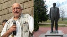 Ето кой е Велислав Минеков - водачът на протестите от най-близкото обкръжение на Тодор Живков