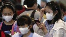Осем новозаразени с коронавируса в Китай за последното денонощие