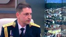"""Шефът на """"Национална полиция"""" Христо Терзийски за оставката на Младен Маринов: Професионалист с изключителен авторитет! """"Росенец"""" не допускаше много варианти"""