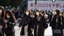 Пик на заразени с коронавируса в Токио за денонощие