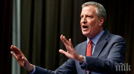 Кметът на Ню Йорк се похвали: За първи път от месеци няма нито един починал от коронавирус