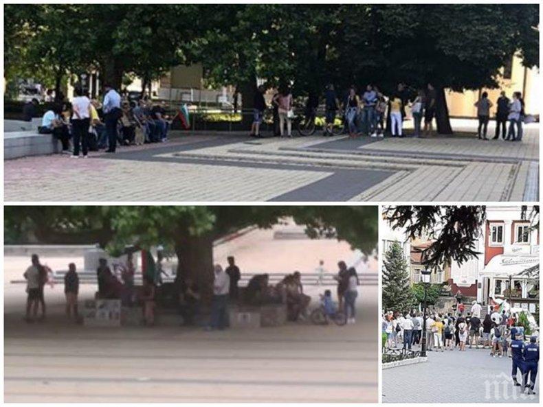 НА ВНИМАНИЕТО НА РАДЕВ: Ето ги националните протести - чалга, анцузи и 20 души на селски вечеринки (ВИДЕО/СНИМКИ)