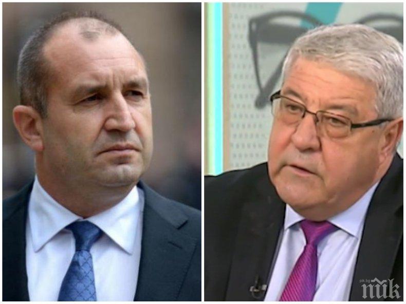 """Спас Гърневски изригна: Правят се опити за пълзящ преврат срещу българското правителство, плащат се луди пари от """"бегълците"""""""