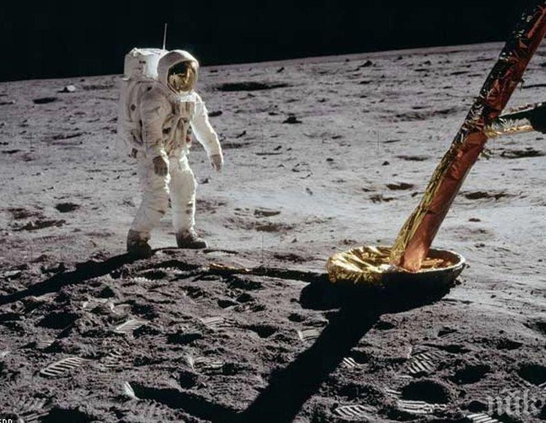 НАСА се надява на партньорство с Русия в лунната програма